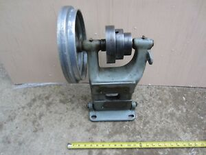 South Bend 9 10k Lathe Horizontal Bench Top Countershaft Assembly 2 Step Pulley
