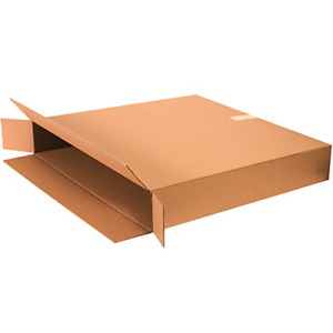 Boxes Fast Bf38826fpfol Flat Screen Tv Cardboard Moving And Shipping Box Fits 5