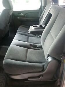 2007 2014 Suburban Oem 60 40 Cloth Middle Bench Seat