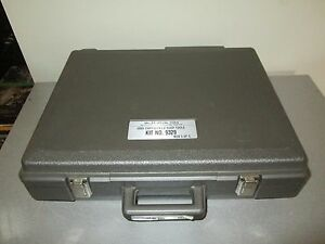 Miller Special Tools 2005 Chrysler Lx Susp Tools 9329 Incomplete Box 5