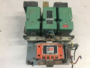 Used Furnas Size 5 3phase Starter 14kb106909b