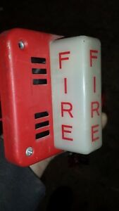 Esl Fire Alarm Horn Edwards