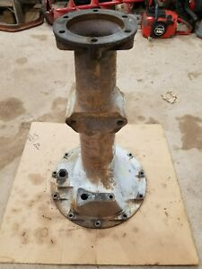 Ford 9n 2n Tractor Left Rear Axle Housing