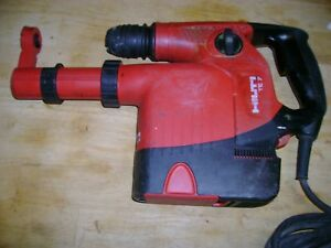 Hilti Rotary Hammer Drill Model Te7 With Dsr Look