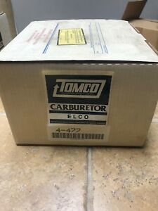 Tomco Rochester Carburetor 4 477 buick Cadillac Checker Chevrolet Gmc Olds