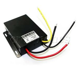 15a Dc dc Boost Converter 12v Step Up To 24v Voltage Power Supply Module New