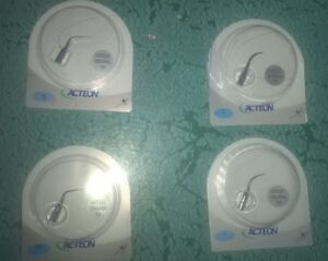 Satelec Acteon Scaling Tip numbers 1 2 3 And 10x free Shipping
