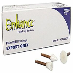 5 X Enhance Finishing Discs Or Points Or Dics Pkg 30dental Free Shipping