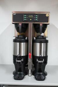 Wilbur Curtis G3 Thermopro Tp2t10a3100 1 5 Gallon Twin Commercial Coffee Brewer