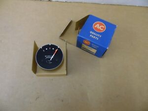 Nos Oldsmobile 1960 In Dash Gas Gauge All Wagons 3