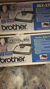 Open Box Brother Fax575