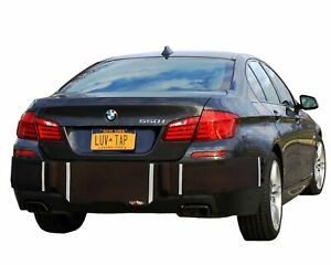 Luv Tap Bg001 Complete Coverage Universal Fit Rear Bumper Guard For Trunk M