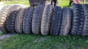 Military Tires 11x20
