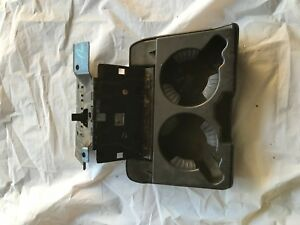 Center Console With Cup Holder 99 Silverado 2500 R187224 Oem