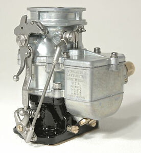 Genuine Stromberg 97 Carburetor Flathead Ford V8 Hot Rod Vtg Old Style Scta Carb