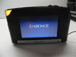 Kronos Intouch 9000 Time Clock 8609000 001 With Bio