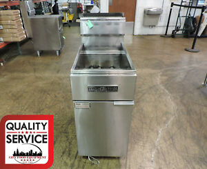 American Range Commercial Gas Fryer