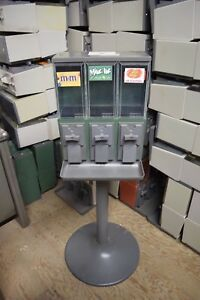 lowest Price 2 Vendstar 4000 Candy Vending Machines Green