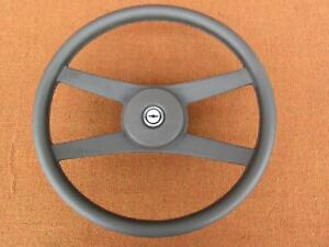 1970 72 Chevelle 70 76 Camaro Z 28 Mint Orig Grey 4 spoke Sport Steering Wheel