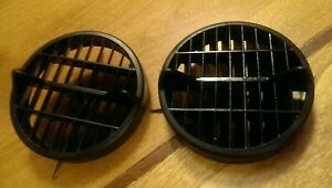 Fiat 128 Convertible Spider Air Conditioning Vents Oem 69 70 9