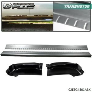 For 99 07 Chevy Silverado Gmc Sierra Extended Cab Rocker Panels Cab Corners