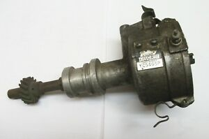 Mallory Double Life Distributor Yc 546 Sp Ford 351w Core Distributor Used