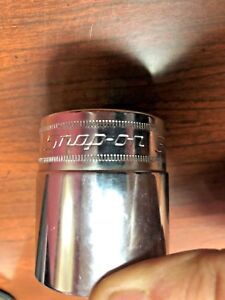 Snap On 1 2 Drive Shallow Metric Socket Swm311 31mm 12 Point