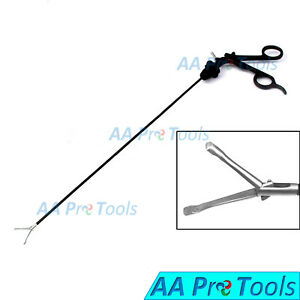 Laparoscopy Babcock 3mm Grasper Forceps Laparoscopic Instruments Lp 030