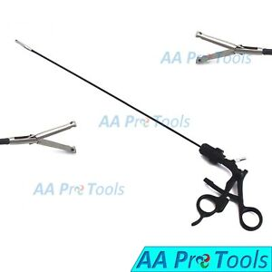 Laparoscopy Babcock 4mm Grasper Forceps Laparoscopic Instruments Lp 031