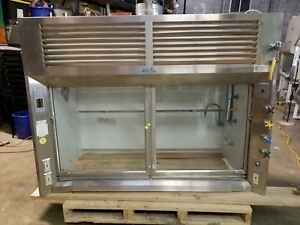 Lab Crafters Laboratory Fume Hood Stainless Steel General Purpose Hood hbbd6