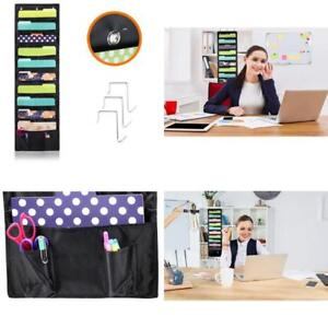 Cascading Hanging File Folder Holder Best Organizer For Office Wall Home