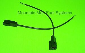 Rochester Quadrajet Electric Choke L Shape Pigtail Connector 1981 89 Chevy Gm