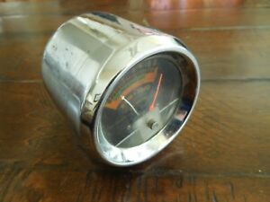1950 s 1960 s Vintage Offy Rpm Tachometer Gauge Muscle Car Streetcar Hot Rod