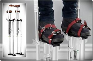 Heavy Duty Drywall Stilts Adjustable Height 48 64 Professional Painting New