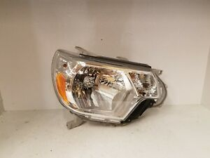 2012 2013 2014 2015 Toyota Tacoma Right Passenger Side Halogen Headlight Oem