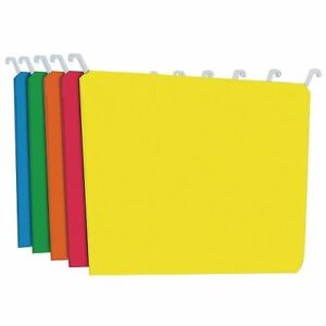 Find It Hanging File Folders With Innovative Top Rail 9 Pt Stock Legal Size