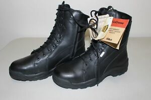 Lacrosse Firetech Work Snow Boots Steel Toe Firefighter Noslip Men s Men Size 10