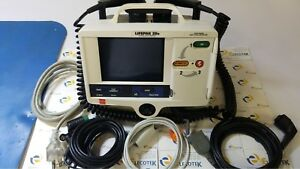 Physio control Lifepak 20e With Spo2 And Hard Paddles