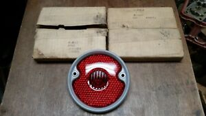 Nos Gm 41 59 Chevy Wagon Truck Suburban Pair Tail Stop Lights 914084 Gmc