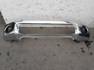 2007 2008 2009 2010 2011 2012 2013 Toyota Tundra Front Bumper Cover Oem Used