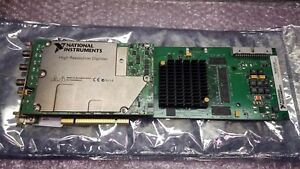 National Instruments Ni Pci 5142 14 bit 100 Ms s Oscilloscope digitizer 100mhz