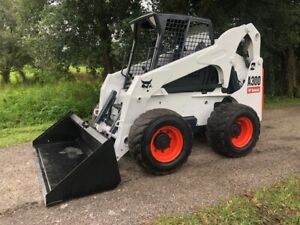 Bobcat T180 Tracked Skid Steer Loader Cat John Deere Takeuchi New Holland