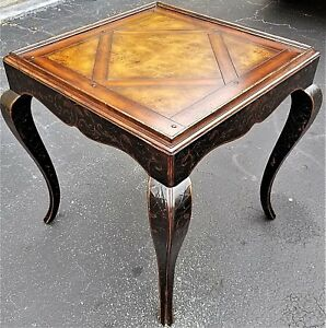 Beautiful Baker Milling Road Gaming Side Occasional Lamp End Table
