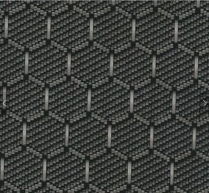Hydrographic Water Transfer Hydro Dipping Hydro Dip Film Hex Carbon 1sq