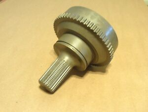Dodge Diesel 47re 48re Billet Output Shaft 4x4 23 Spline 4340 Billet Steel
