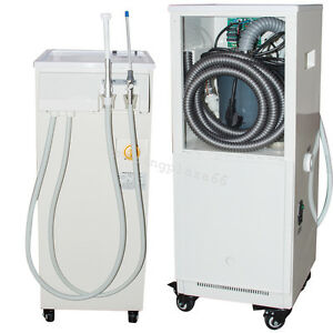 Dental Vacuum Suction System Surgical Aspirator Unit For One Dental Chair Dhl