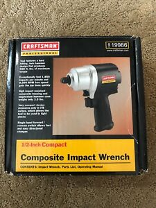 Craftsman Composite Impact Wrench