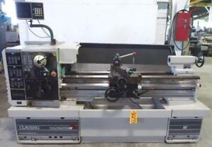 Clausing Colchester Engine Lathe 15 23 X 50 Inch mm Geared Head 30273