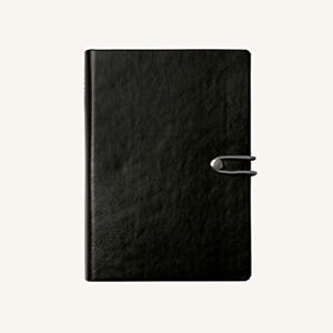 2019 Office Executive Daily Business Diary Leather Case Bound Organizer By A5