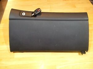 Honda Accord 2003 2007 Glove Box Storage Black With Key Oem Free Ship